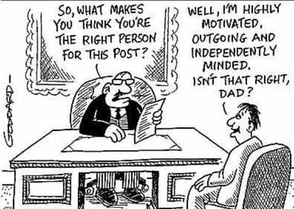 2014-10-27 Nepotism comic