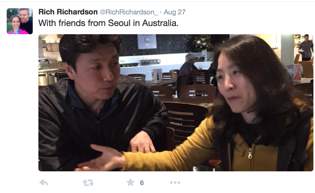 2015-09-17 Rich Richardson in Australia