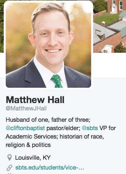 2015-12-10 Matthew Hall bio