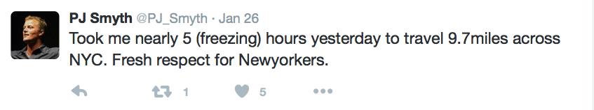 2016-02-04 PJ Smyth tweet from NYC