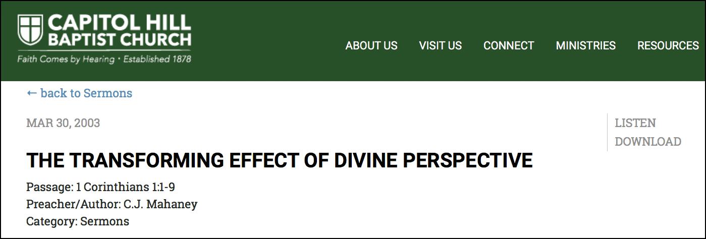 2016-02-25-chbc-web-page-mahaney-sermon-gave-10k