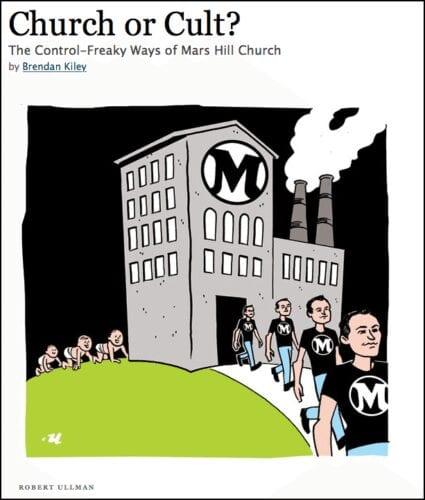 2016-07-12 Mars Hill church or cult