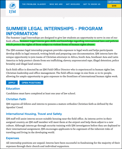 2016-10-14-ijm-summer-legal-jobs
