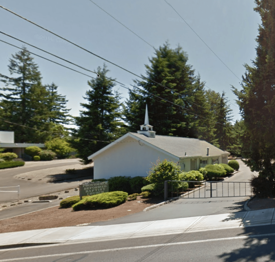 Providence Reformed Baptist Church, 7002 40th Street West University Place, WA 98466