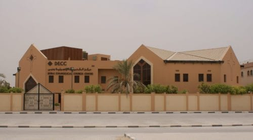 DECC/UCCD Dubai, UAE